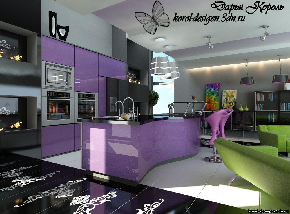 Дарья король дизайн кухни