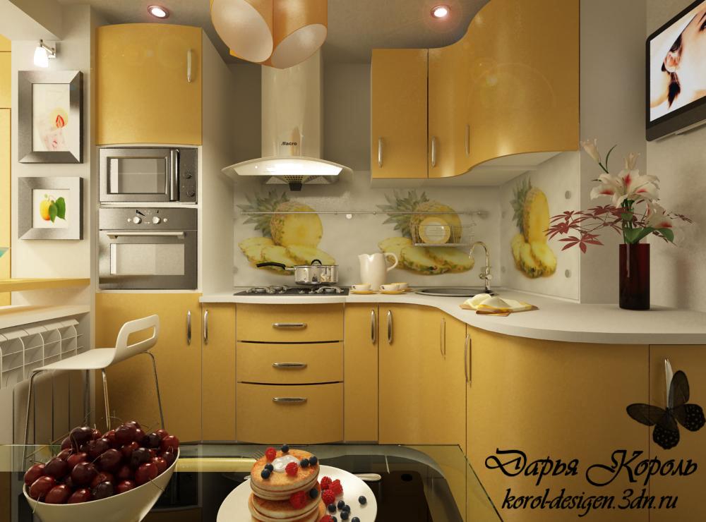 Только позитив! - интерьеры квартир, домов - myhome.ru.